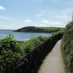 Footpath to Swanpool Beach